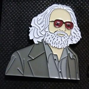 Keith Godchaux Keyboard Collectable Lapel Hat Pin